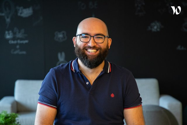 Rencontrez Saverio, Principal Solution Engineer - MEGA International