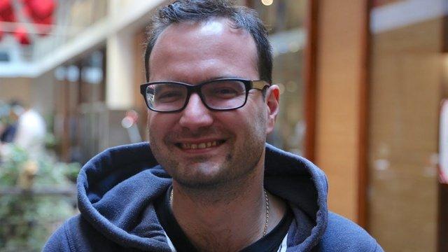 Meet Jean-Hadrien, Backend developer - Heetch