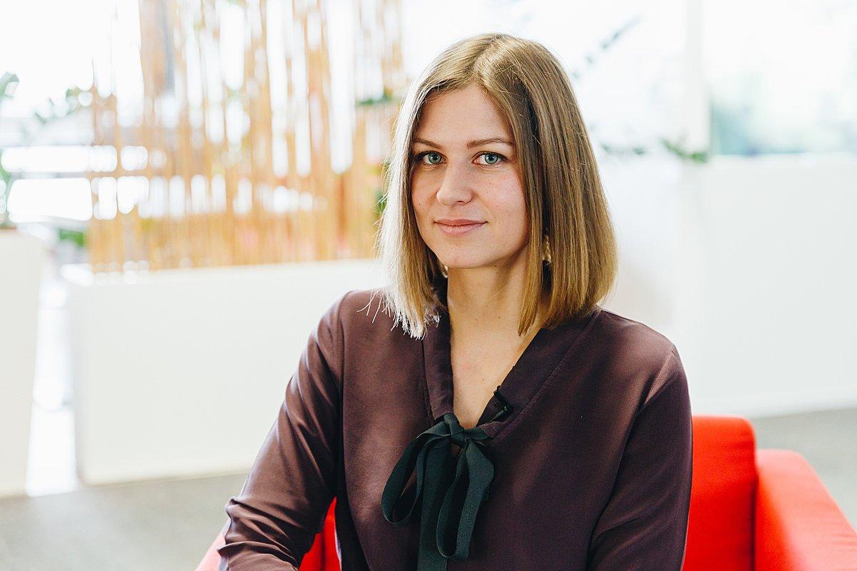 Saša Balogová, HR & Labour Law Manager - Siemens
