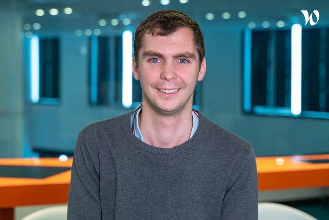 Rencontrez Guillaume, Ingénieur gouvernance sécurité SI - Bouygues Telecom