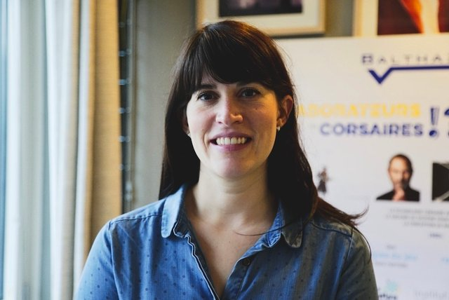 Rencontrez Claire, Consultante - Balthazar