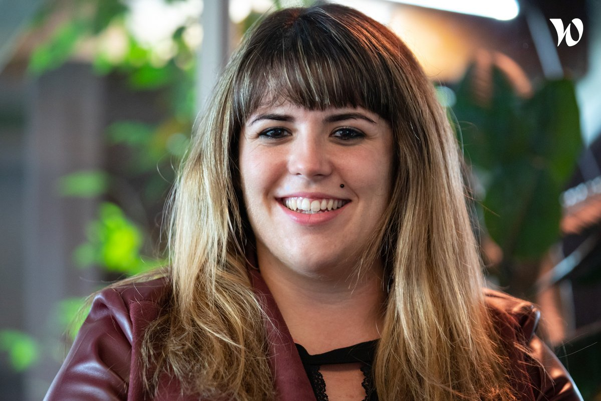 Rencontrez Camille, Customer Success Manager - Sellsy