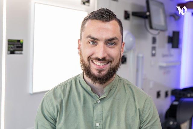 Rencontrez Pierre-Emmanuel, Business Developer - Clareo