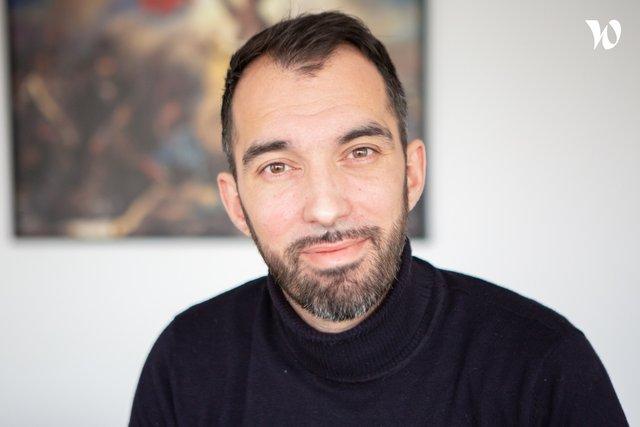 Rencontrez Frédéric, Directeur des Opérations - Doceo Formation