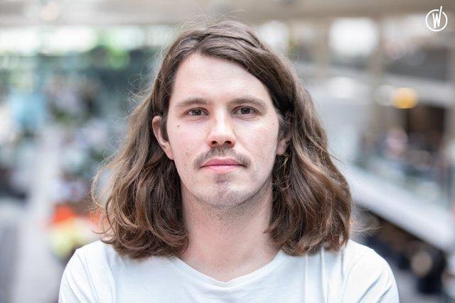 Rencontrez Thomas, Software engineer - Leeto