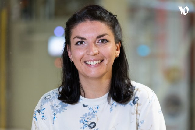 Rencontrez Manon, Head of Lean Manufacturing - Ÿnsect