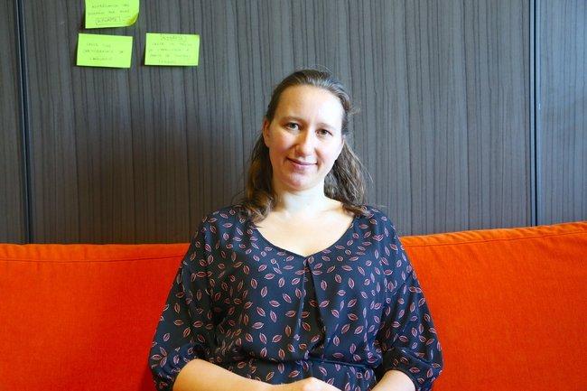 Rencontrez  Irène, Manager Data Science - Kynapse