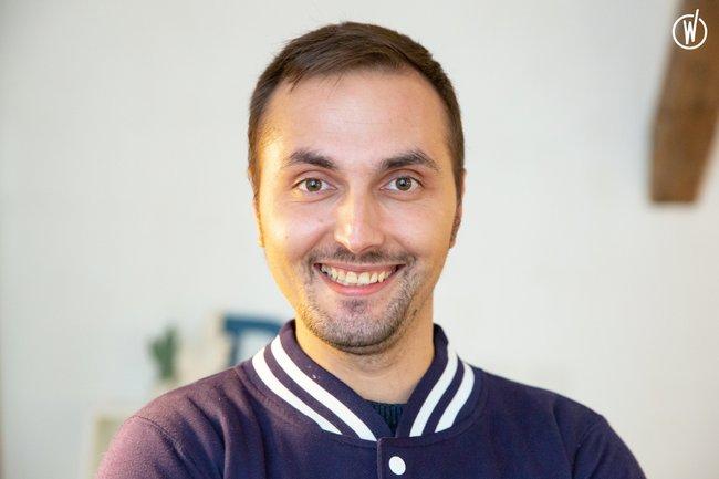 Meet Stefan, Lead tech developer - Dreamin