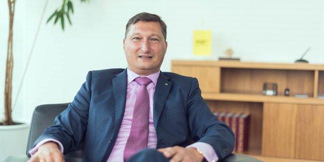 Igor Vida, CEO - Raiffeisenbank - centrála