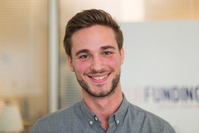 Rencontrez Maxence, Relation Investisseurs - ClubFunding