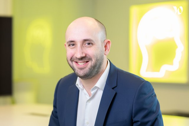 Rencontrez Yves-Oleg, CIO - ABC arbitrage