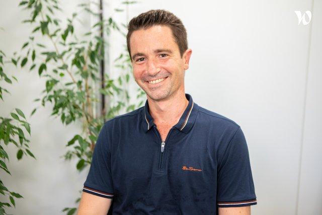Rencontrez Mathieu, Responsable de région - Club Identicar