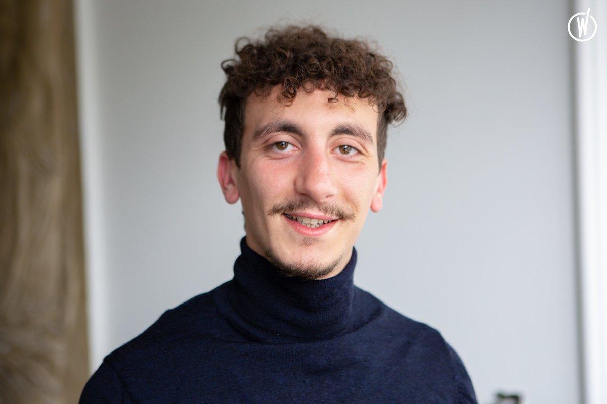 Rencontrez Oussama, Business Developer - Formi