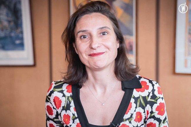 Rencontrez Emmanuelle, DG Groupe commercial - marketing - technologie - Barrière