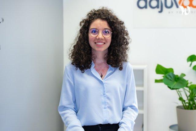 Rencontrez Elsa, Consultante - Adjuvoo