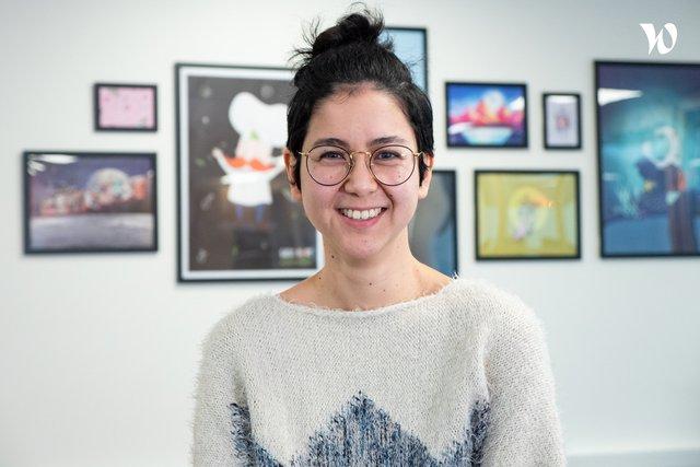 Découvrez Amandine, Content Manager - NewQuest