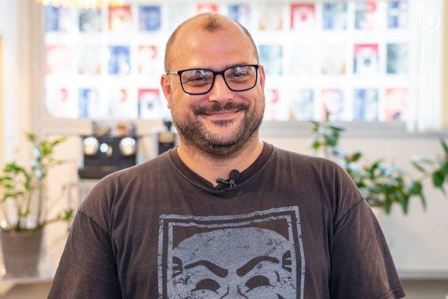 Rencontrez Laurent, CIO - Luma Arles