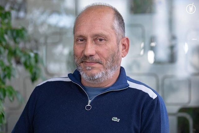 Rencontrez Pierre, Co-fondateur et PDG - Planisware