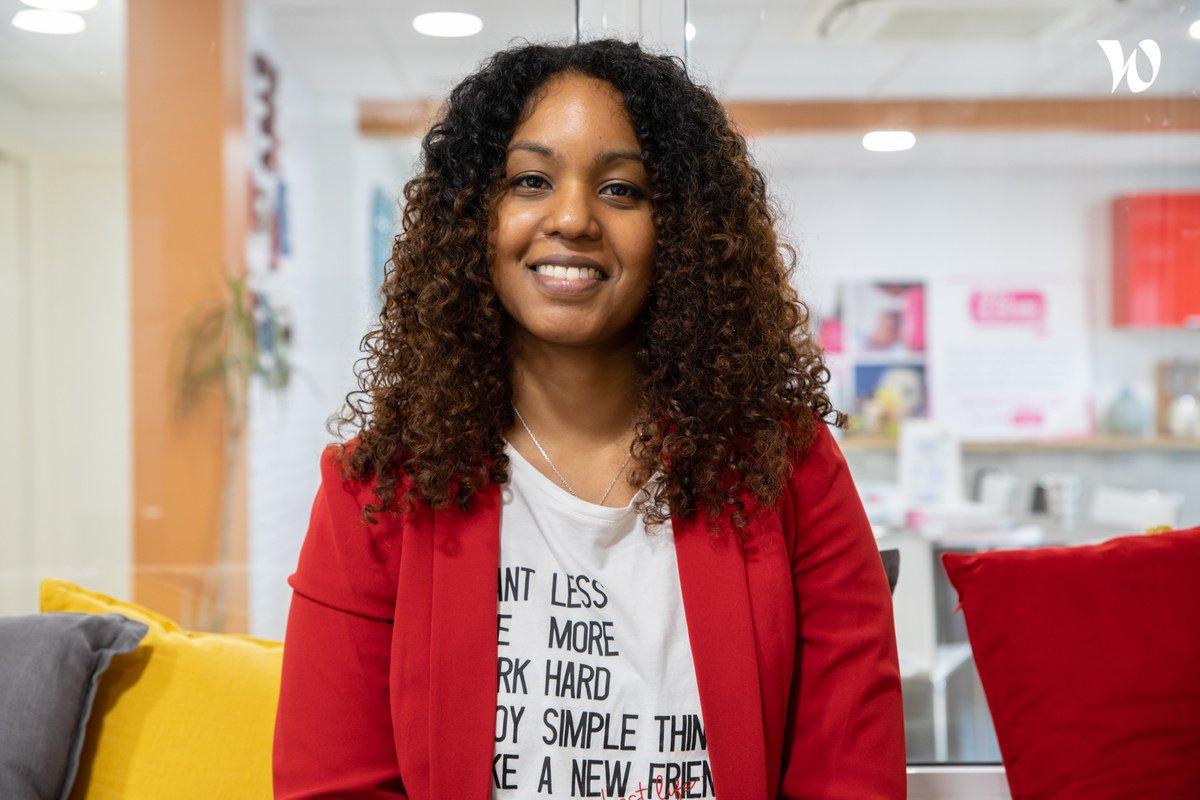 Rencontrez Jennifer, Assistante polyvalente, booster de connexion - Tout Le Monde Contre Le Cancer