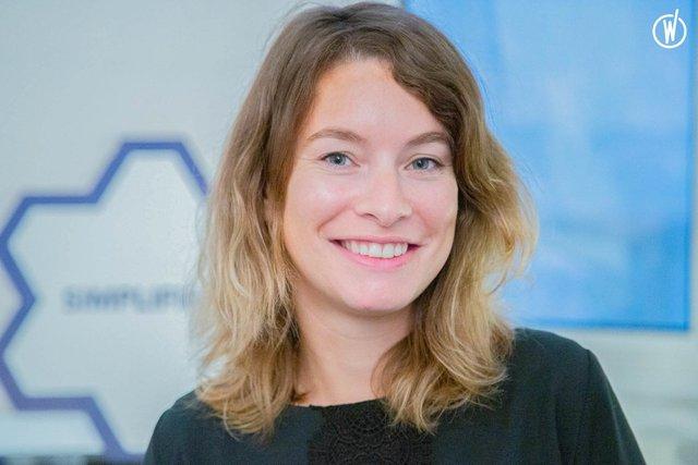 Meet Marjorie, Head of HR - SimpliField