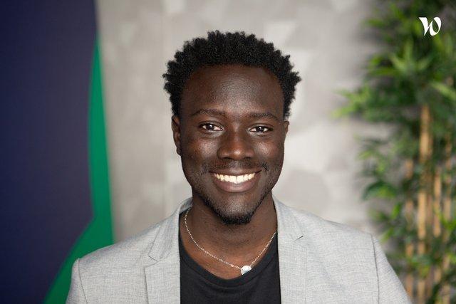 Rencontrez Karamba, Staffing Excellence Associate - iziwork