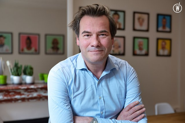 Rencontrez Philippe, Co-fondateur & CSO - Artur'In