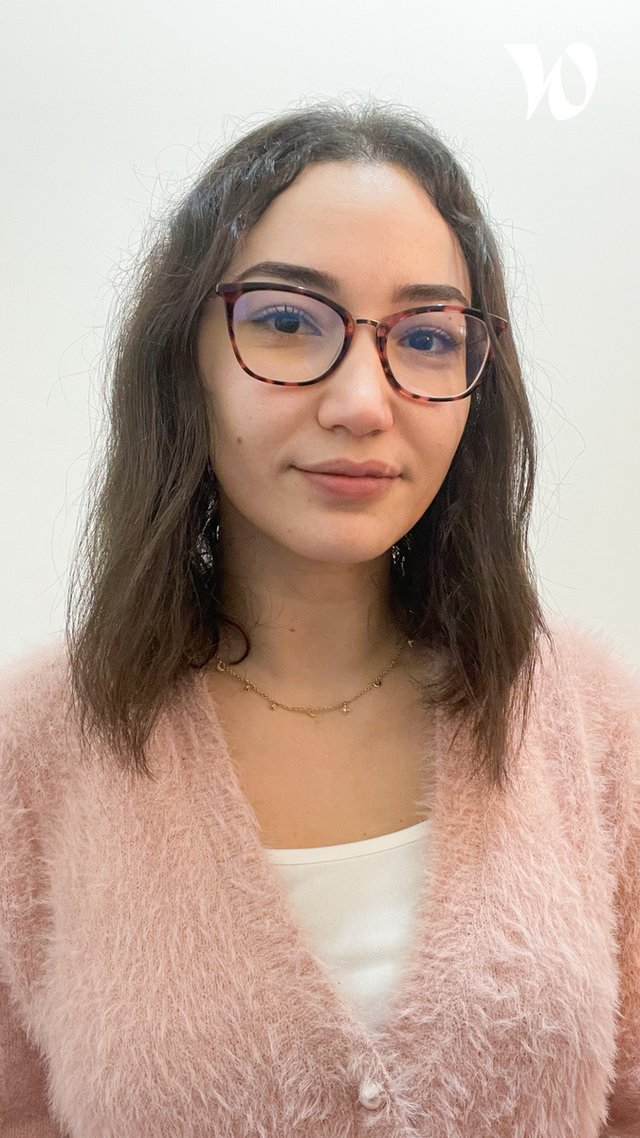 Rencontrez Nedjma, Social Media Excecutive - TSC