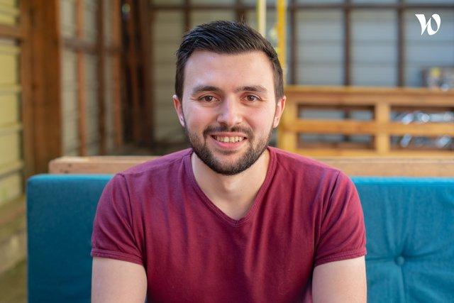Rencontrez Xavier, Lead Tech responsable - Digital4better