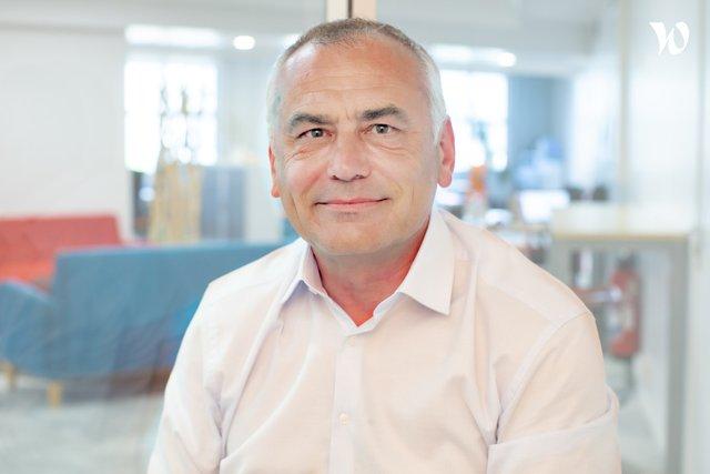 Rencontrez Jean Jacques, Directeur Général - Talentpeople