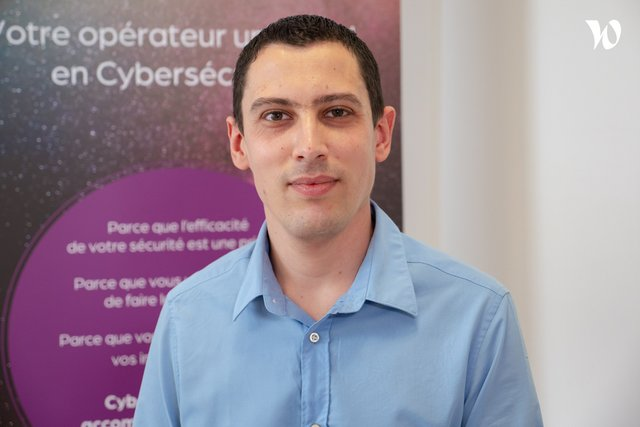 Rencontrez Daniel, Analyste SOC - Cyberprotect