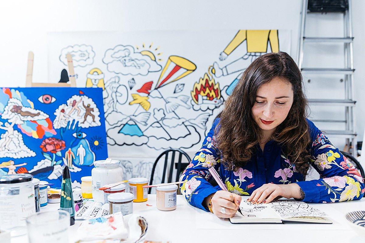 Du dessin à la réalité, le métier d'illustrateur