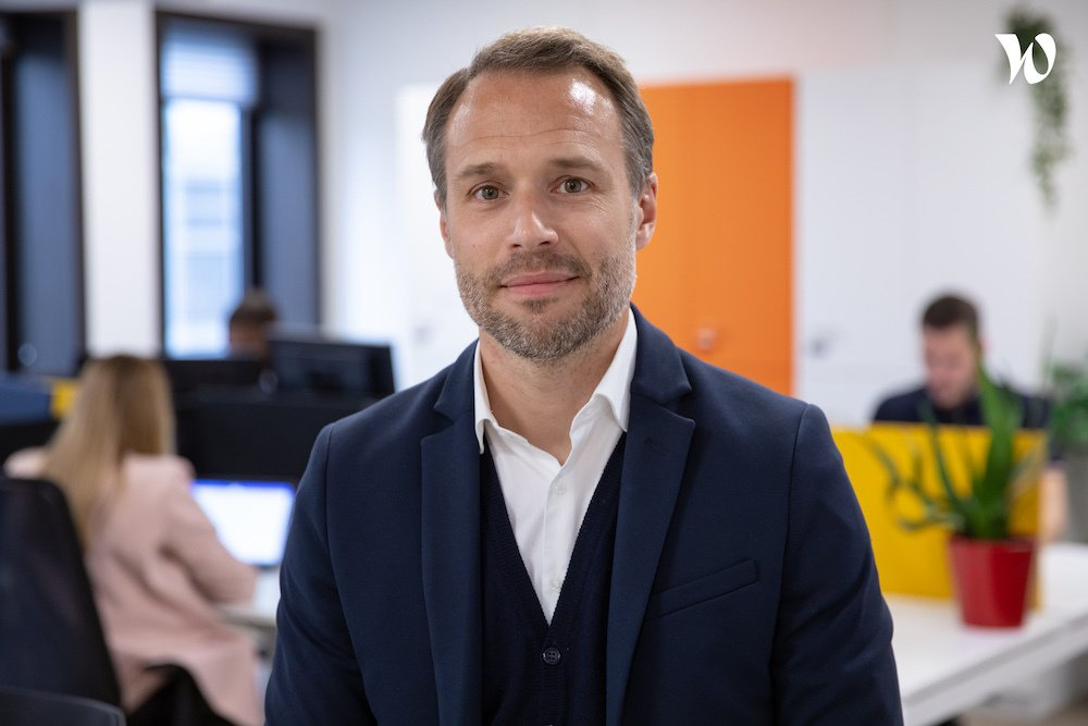 Rencontrez Pierre-Alain, Directeur Général Exécutif - Optimind