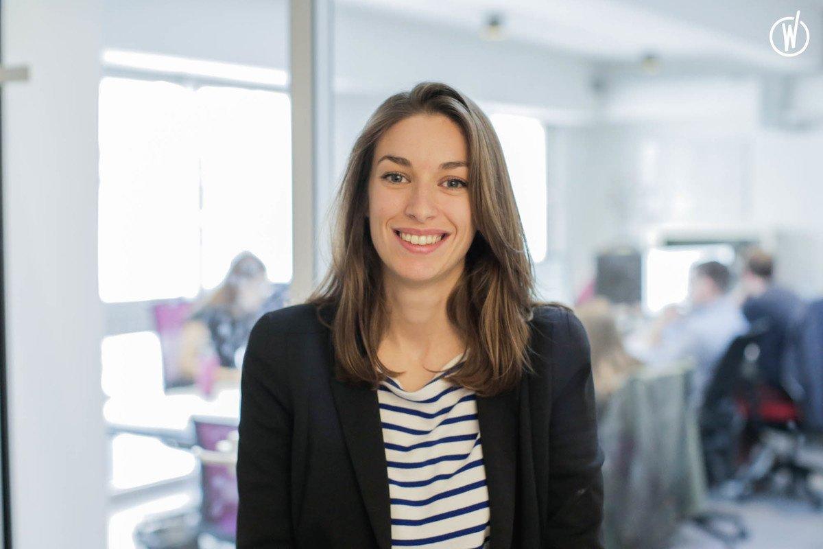 Meet Mathilde, Head of Business Development - Convelio