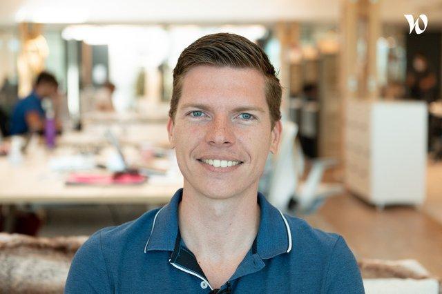 Rencontrez Florian, Tech Lead - Voyage Privé