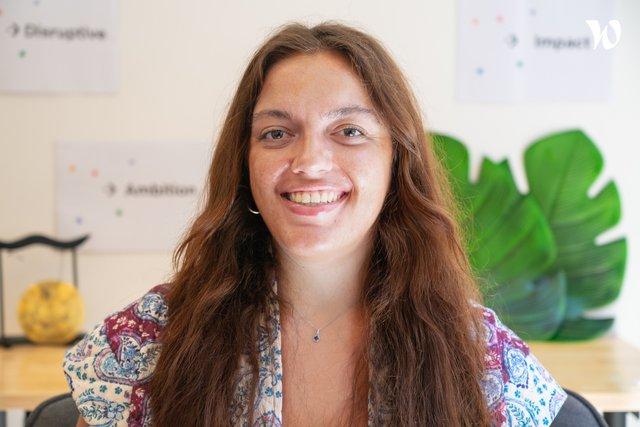 Rencontrez Charlene, Sales Squad Lead - Cubyn