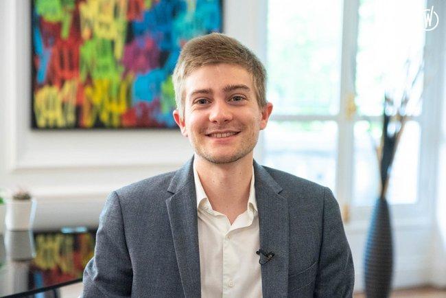 Rencontrez Nicolas, Manager Audit et Transactions Services - Fox Audit