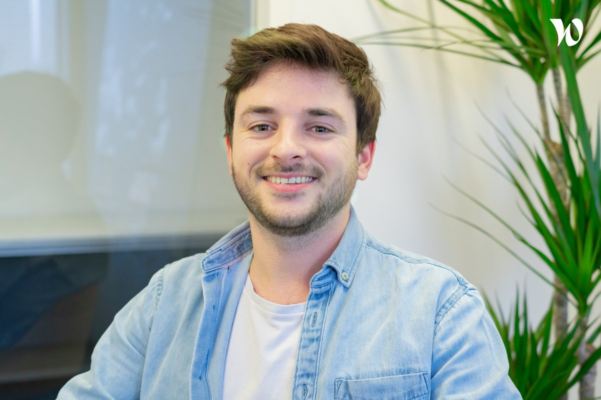 Rencontrez Lucas, Responsable marketing digital - Urbanhub