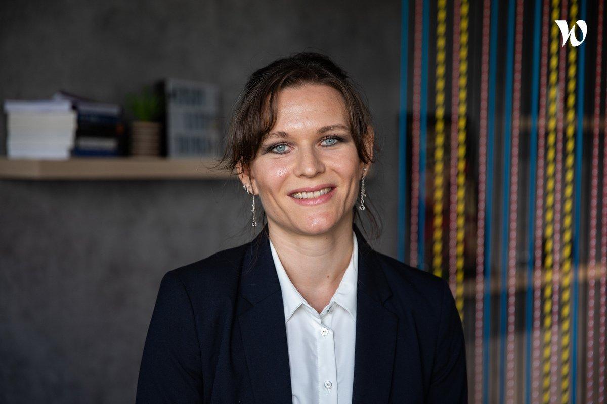 Rencontrez Amandine, Project Engineer - SFEIR