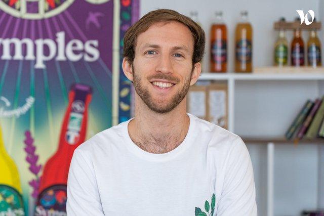 Rencontrez Florent , Druide fondateur & Responsable commercial - Symples