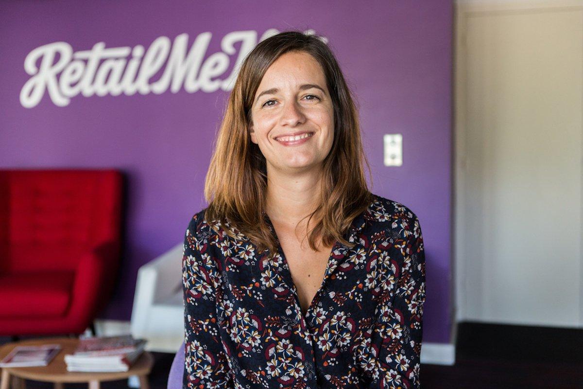 Rencontrez Ingrid, Senior Product Manager - RetailMeNot