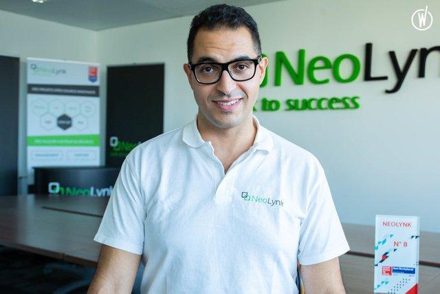 Rencontrez Rafik, Directeur Technique - NeoLynk