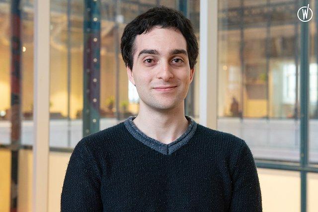 Rencontrez Vincenzo, Consultant Cloud & DevOps - GEKKO part of Accenture