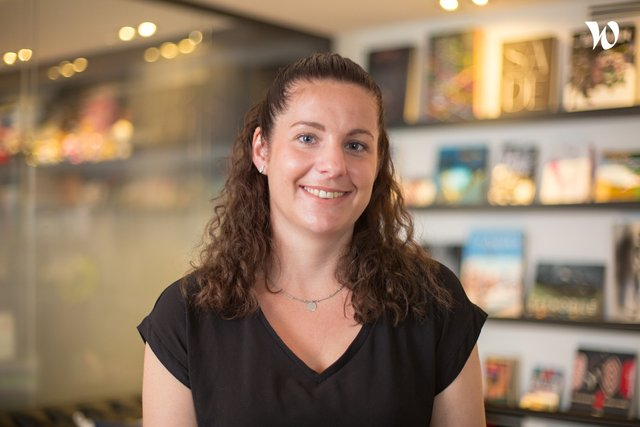 Rencontrez Cyrielle Lafond, Coordinatrice technique - WSHOP