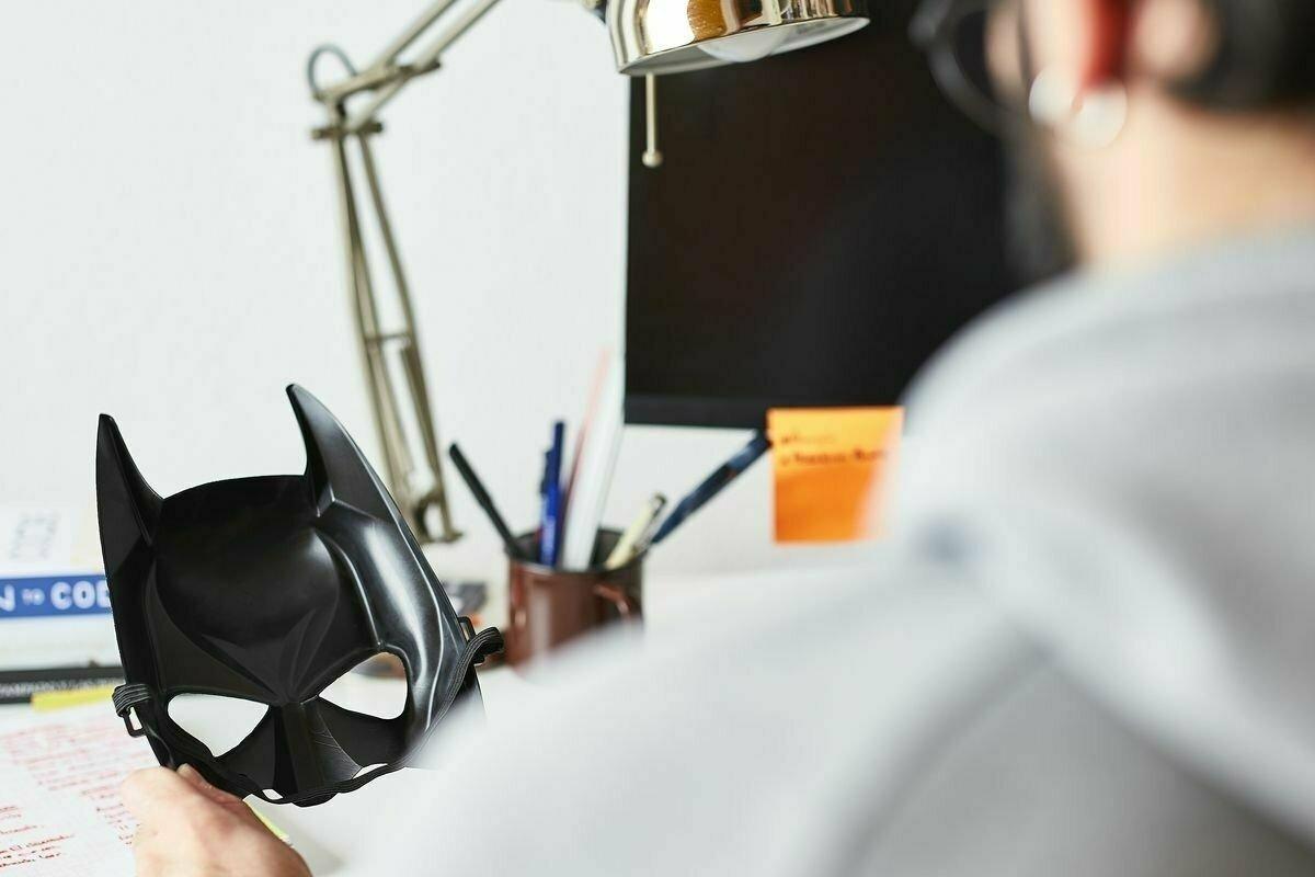 Un alter ego pro pour gérer comme Batman au bureau ?