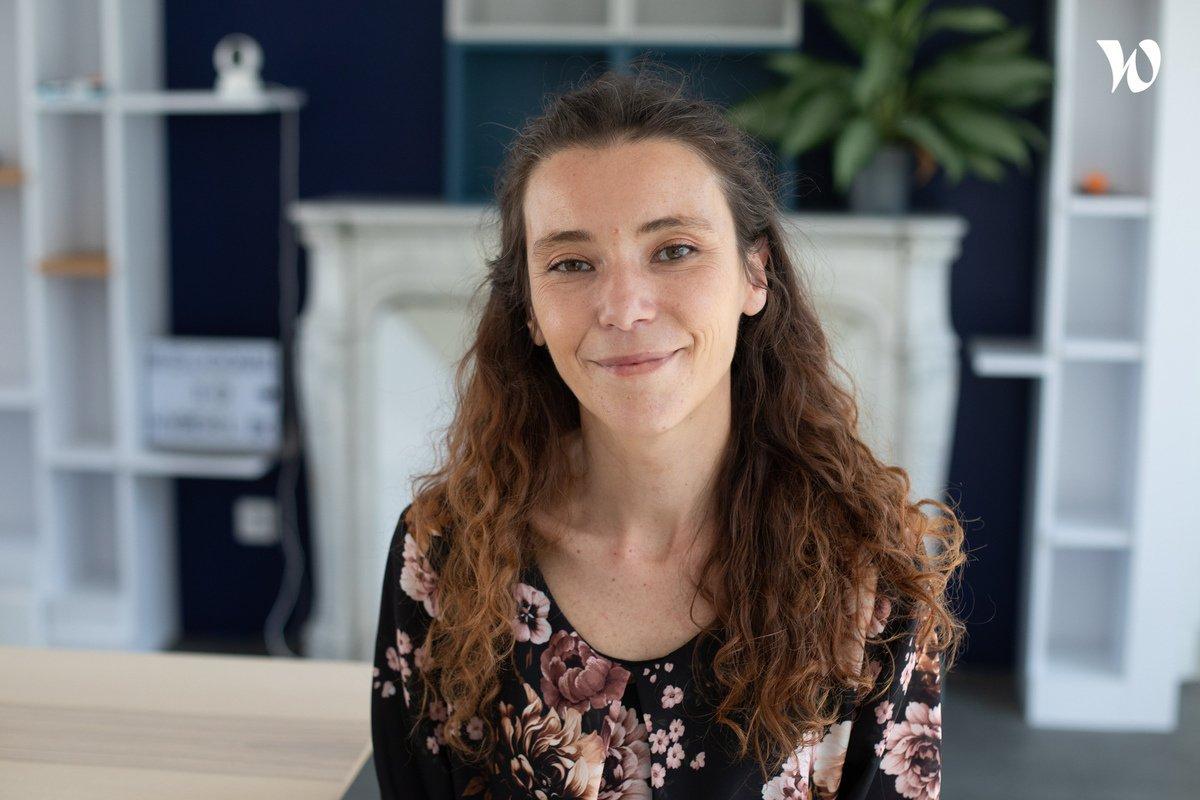 Rencontrez Silvana, Head of Product - Hyperlex