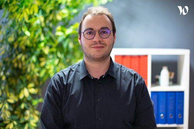 Rencontrez Clément, Collaborateur comptable - YTHAK