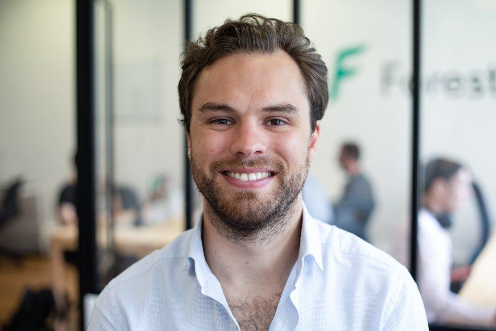 Rencontrez Tancrède, Head of Sales - Forest Admin