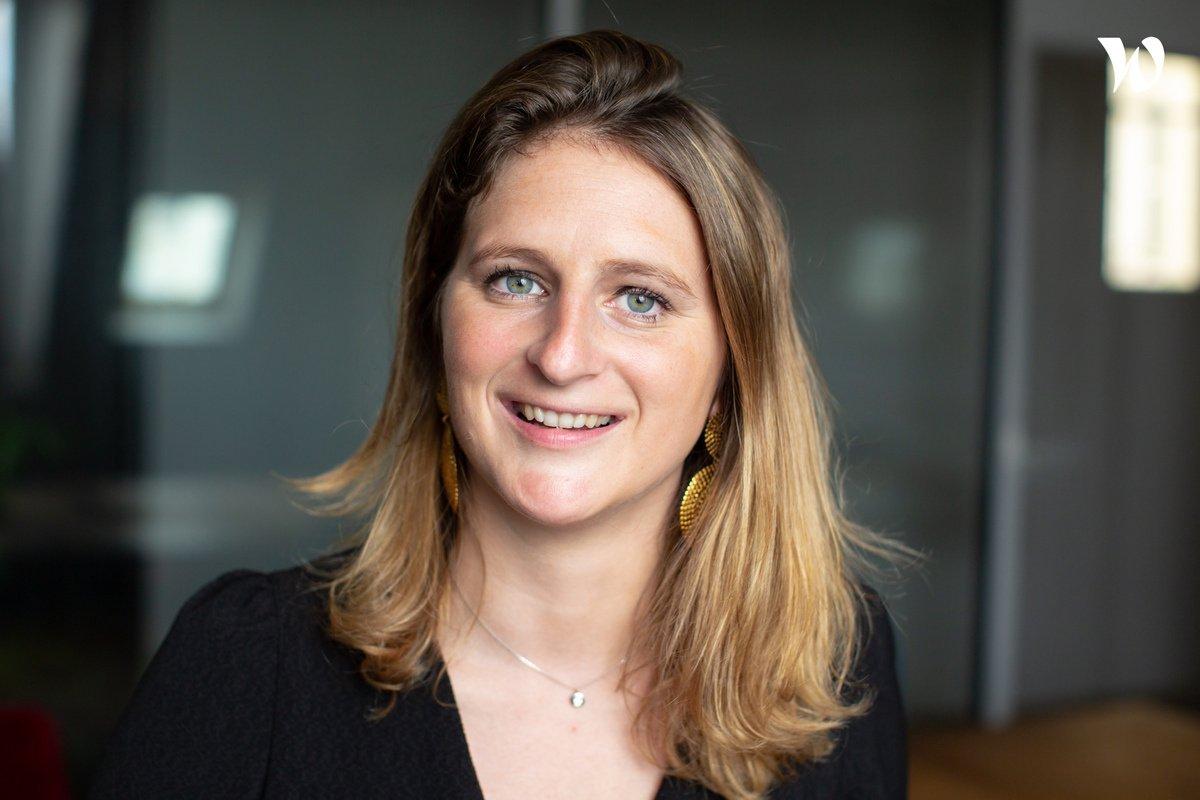 Rencontrez Ségolène, CEO et Co-Fondatrice - Teamstarter