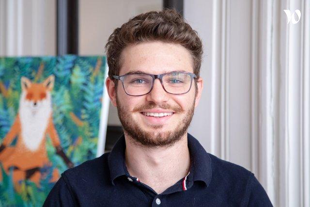 Rencontrez Antoine, Lead dev - Tilkee