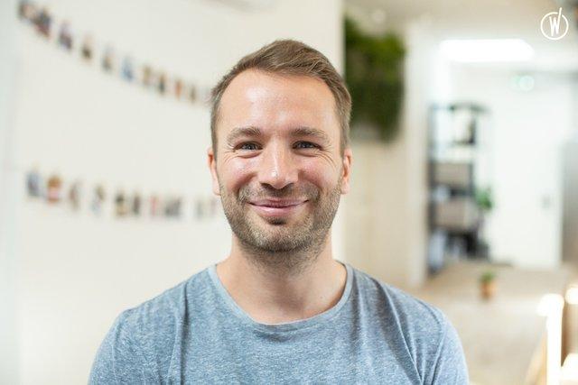 Rencontrez Sébastien, Fondateur et CEO - FoodMeUp